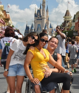 Walt Disney World: Perfectly Accessible Vacation For Anyone New To A Wheelchair