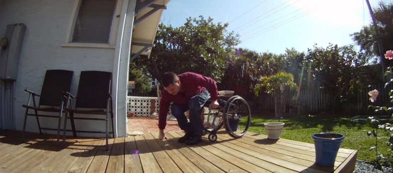 Wheelchair Transfer (part 1): From Chair To Ground