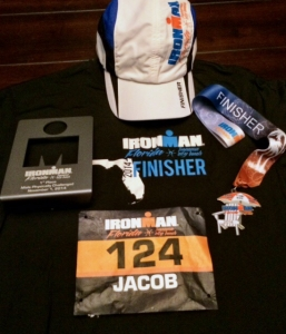 IRONMAN Florida 2014 Finisher… A Wheelchair Perspective.