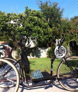 "Attempted 150 Mile ""MS 150"" On 1999 Freedom Ryder Hand-Cycle (Video)"